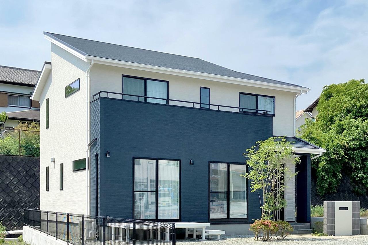 《予約中》南東向き60坪敷地に高断熱×高気密の34坪モデルハウス
