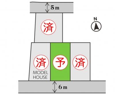神戸地区の新しい町『さんどまき』に新規分譲地が誕生