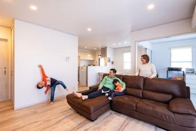 1,000万円台前半で便利&快適 ワンオペママを笑顔にする家