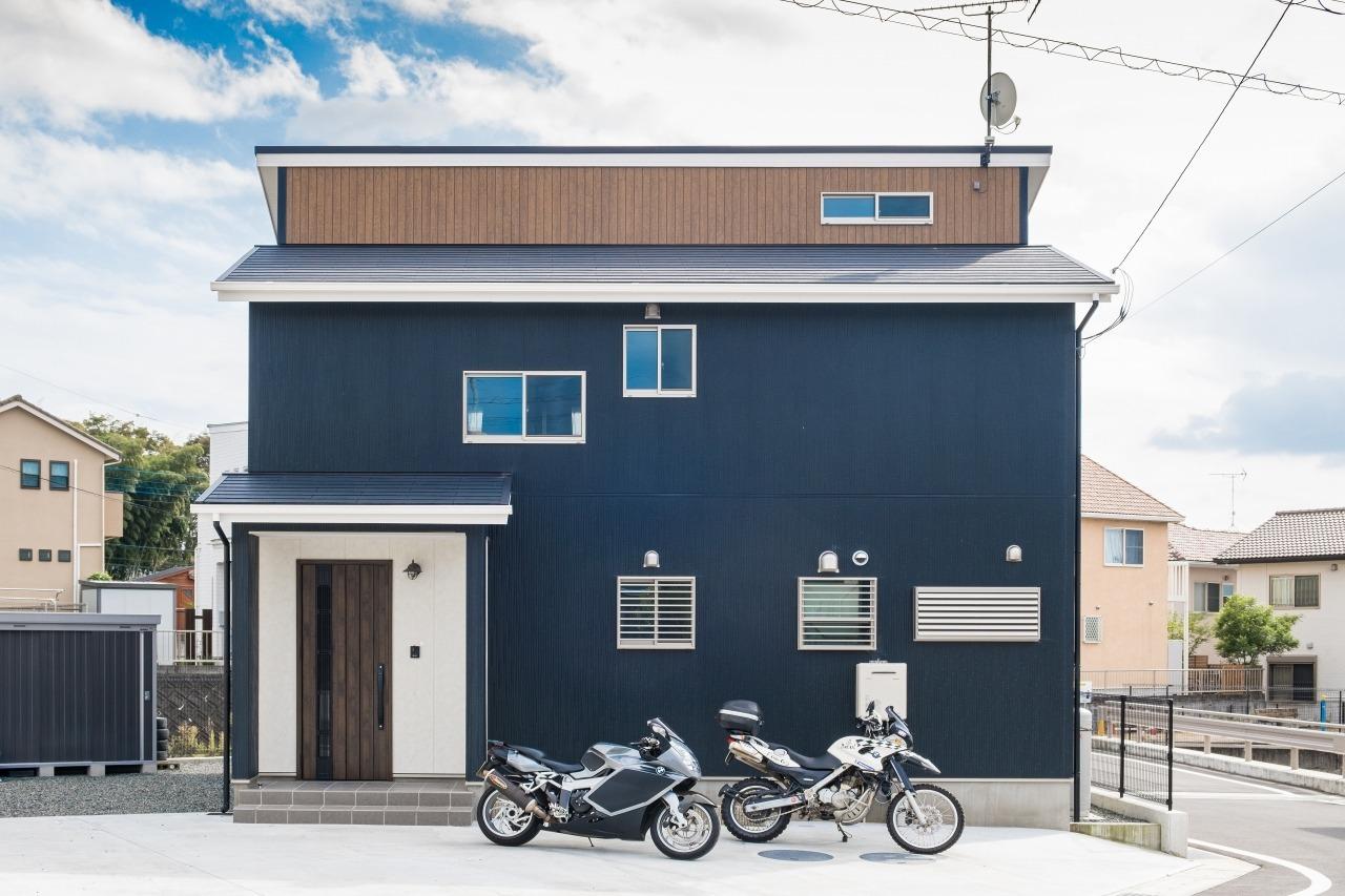 『仕事』も『趣味』も『暮らし』も快適な和モダンの家@富士宮市