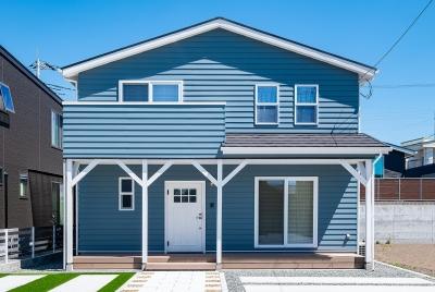 ママがほしいかわいさ、便利さ、つながり 提案型住宅「Skog(スコーグ)のいえ」